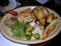 Christmas Meal 2005